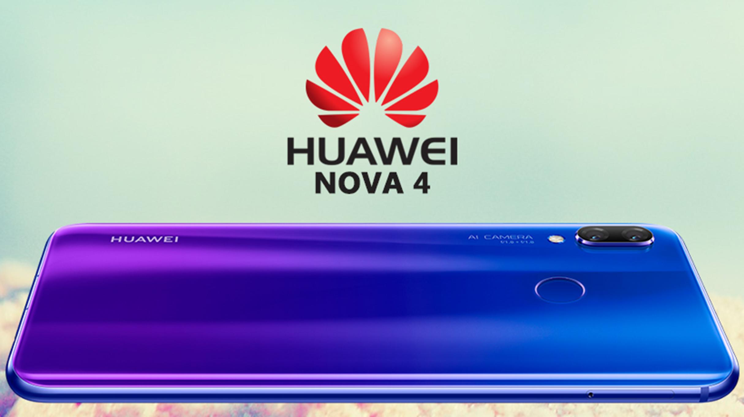 ເປີດຕົວເຄື່ອງແທ້ຂອງ Huawei Nova 4 ສະມາດໂຟນເຈາະຮູກ້ອງ ແບບເຕັມຕາເຕັມໃຈຫຼາຍ!!